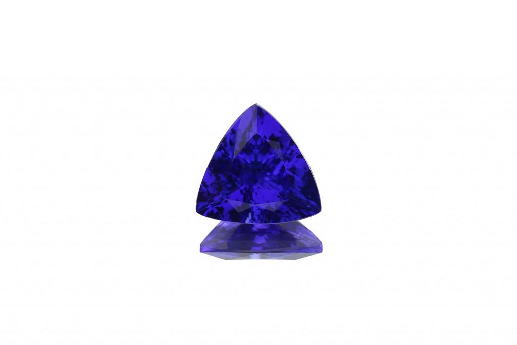 Pierre précieuse bleue - Brochier Vulliod